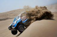 Erik van Loon klaar voor zijn 10de Dakar rally