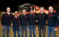 Mammoet Rallysport wil succes oogsten in 'zandbak van Peru'