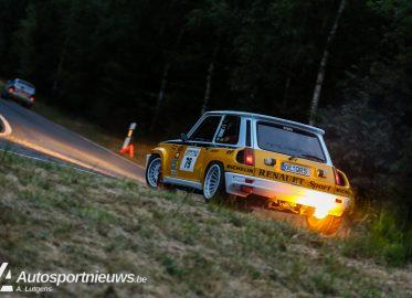 Eifel Rallye Festival 2018 Vrijdag – A. Lutgens
