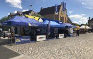 Renaud Jamoul vervoegt Kronos Tyres om de service aan de BRC-deelnemers nog te verbeteren