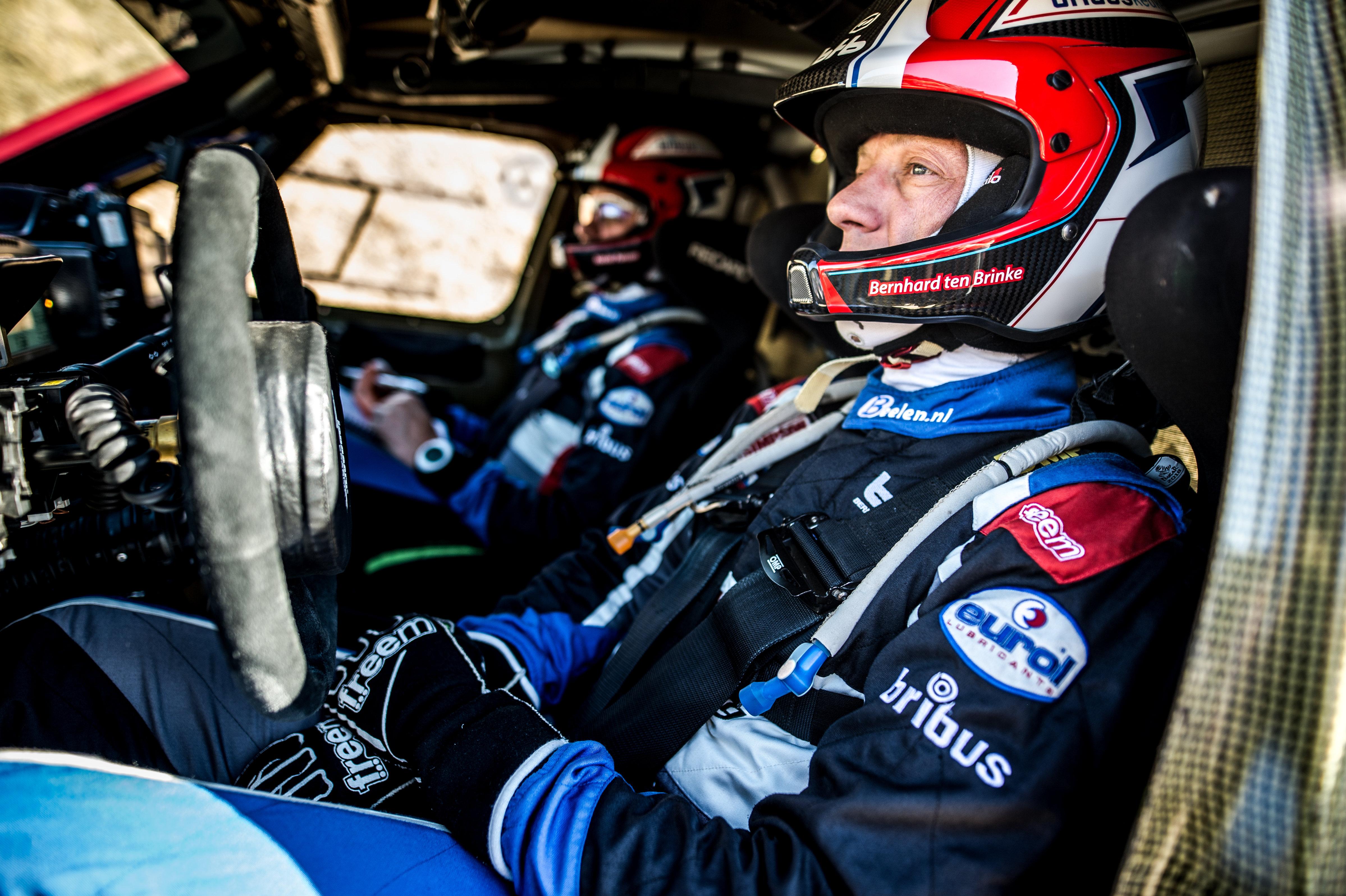 Bernhard ten Brinke na geslaagde test klaar voor Dakar 2019