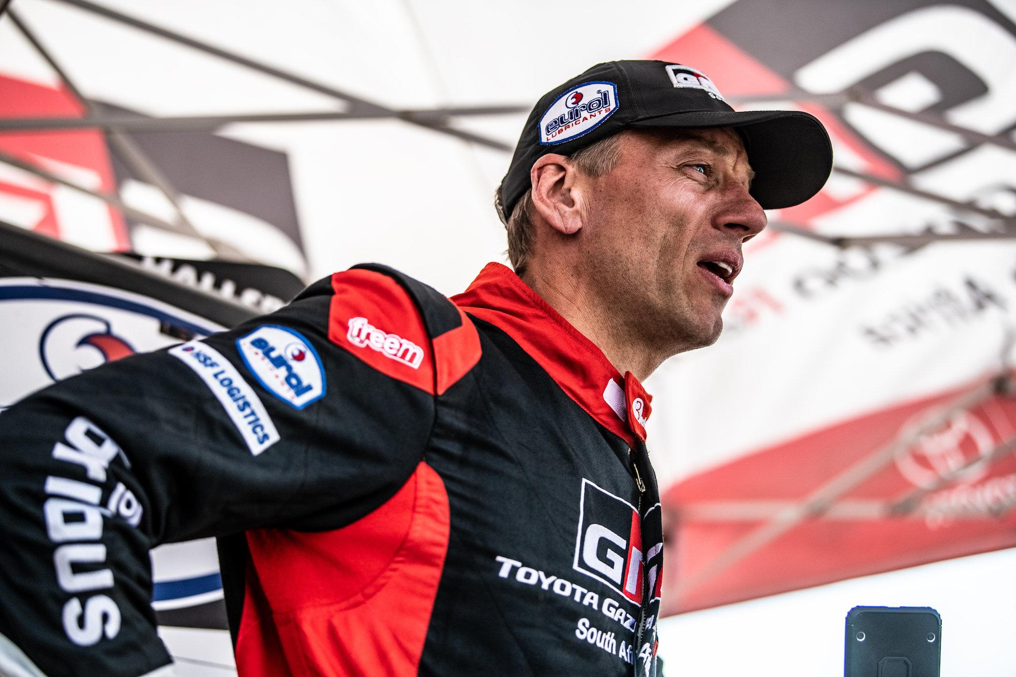 Bernhard ten Brinke moet definitief opgeven in Dakar Rally 2019