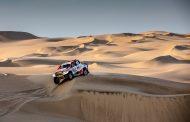 Bernhard ten Brinke overleeft loodzware Dakar etappe