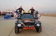 Dakar 2019 begint nu echt voor Tim en Tom Coronel