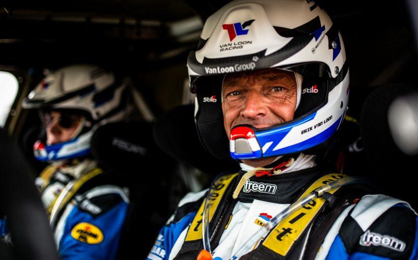 Erik Van Loon in Vechtdal Rally, Gamma Racing Day en Andalucia Rally
