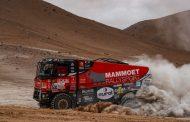 Mammoet Rallysport beperkt verlies door snel te handelen
