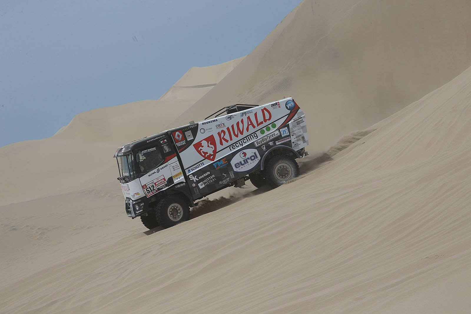 Riwald Dakar Team: Mooie proef
