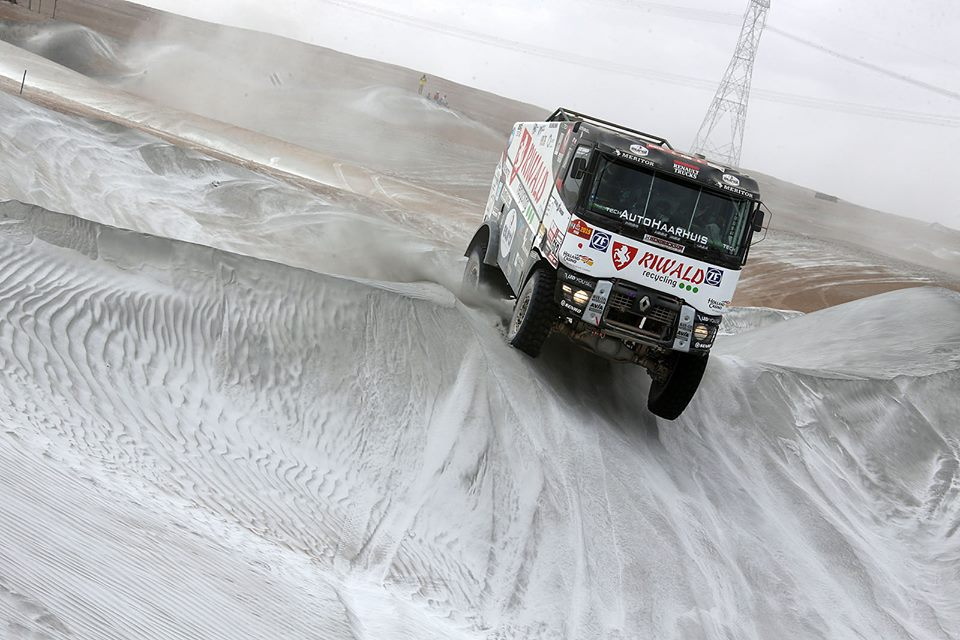 Riwald Dakar Team: #512 Gefinisht, mooie 9e tijd