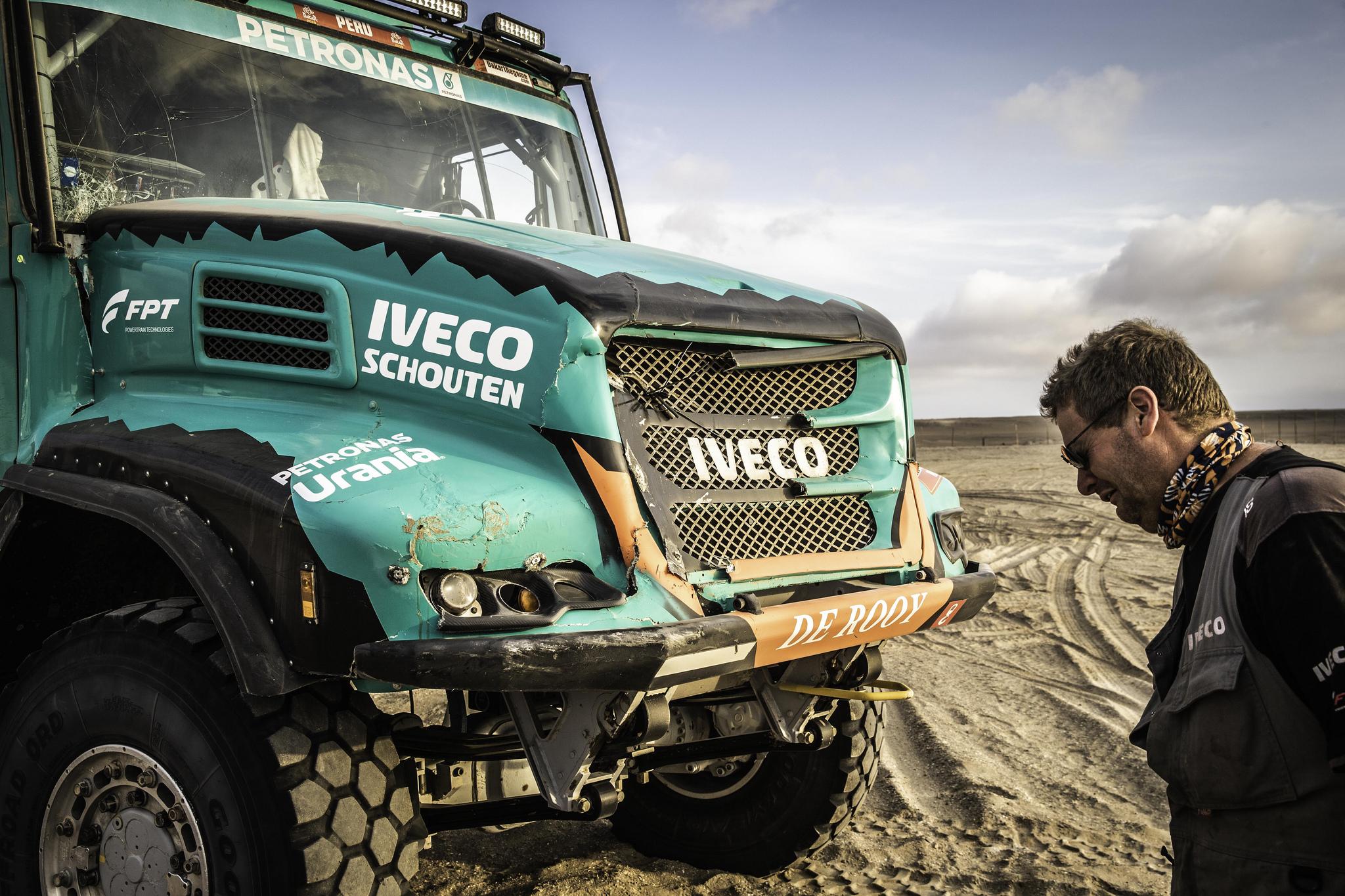 Dakar 2019 etappe 6 - De witte Hel