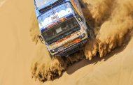 Dakar 2019 etappe 8 -  Ica duinen nemen hap uit klassementen