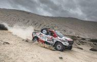 Dakar 2019 etappe 9 - Zo dichtbij, toch zo ver weg