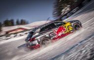 Audi e-tron extreme: innovatief testvoertuig op de legendarische skipiste