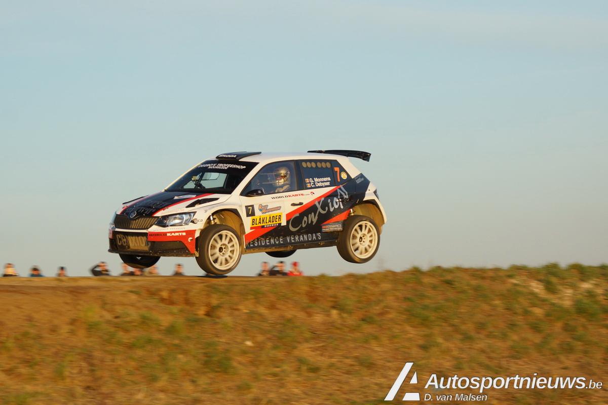 BRC - Rally van Haspengouw uitgesteld naar eind november