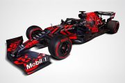 Red Bull Racing presenteert nieuwe F1-bolide!