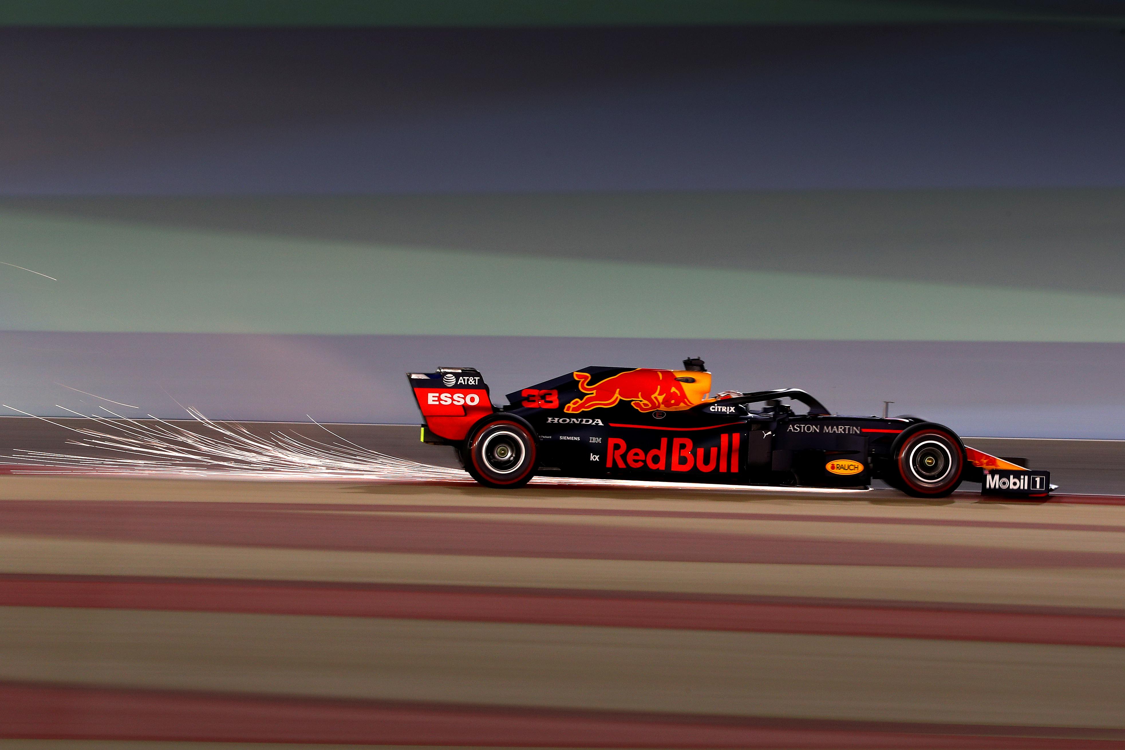 Verstappen vierde in Grand Prix van Bahrein: 'Moeilijk weekend'