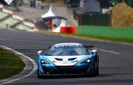 Benjamin Lessennes met McLaren in GT4 European Series