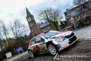 Spa Rally bevestigd als finale van het Kroon-Oil BRC 2021, op 4 en 5 december