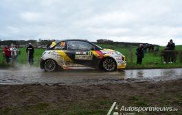 Gregoire Munster de snelste in RC4 - Spa Rally 2019