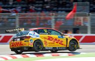 Eerste felbevochten kampioenschapspunten voor Tom Coronel in FIA WTCR 2019