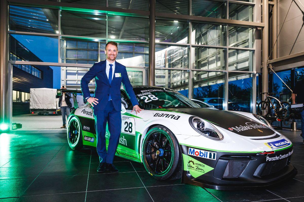 Xavier Maassen op zoek naar derde titel in Porsche Carrera Cup Benelux