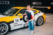 Team GP Elite presenteert talentvolle 16 jarige rijder in Porsche Carrera Cup Benelux
