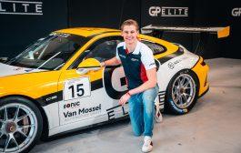 Team GP Elite presenteert talentvolle 16 jarige rijder in Porsche Carrera Cup Benelux