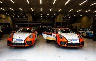 Team GP Elite met vijf auto's actief in Porsche Carrera Cup Benelux