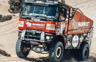 Mammoet Rallysport net niet op podium in Marokko