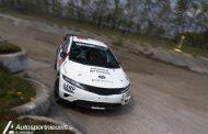 Top tien finish voor Pim Garvelink tijdens eerste wedstrijd NK Rallycross
