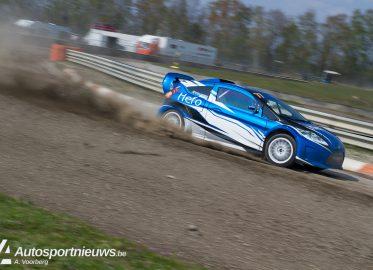 NK Rallycross ronde 1 – A. Voorberg
