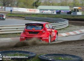 NK Rallycross ronde 1 – J. van Kessel