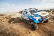 Van Loon behoudt leiding in Morocco Desert Challenge ondanks verkeerde afslag