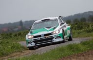 Hans Weijs Jr domineert de Monteberg Rally