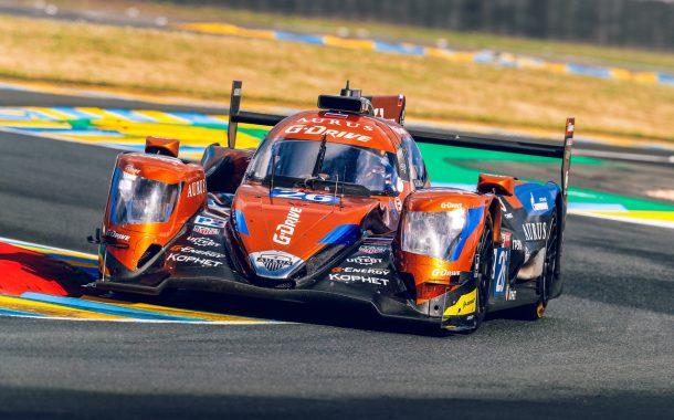 Uniek Le Mans debuut Job van Uitert niet beloond