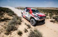 Bernhard ten Brinke finisht Rally Kazakhstan met etappezege