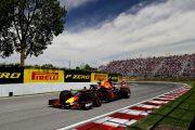 Max vijfde in door Hamilton gewonnen Canadese GP: