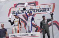 Kay van Berlo wint bij debuut Carrera Cup Benelux