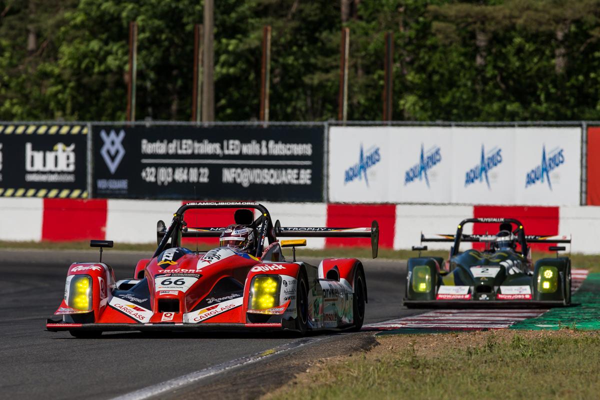 Russell Racing by PK Carsport pakt tweede opeenvolgende zege