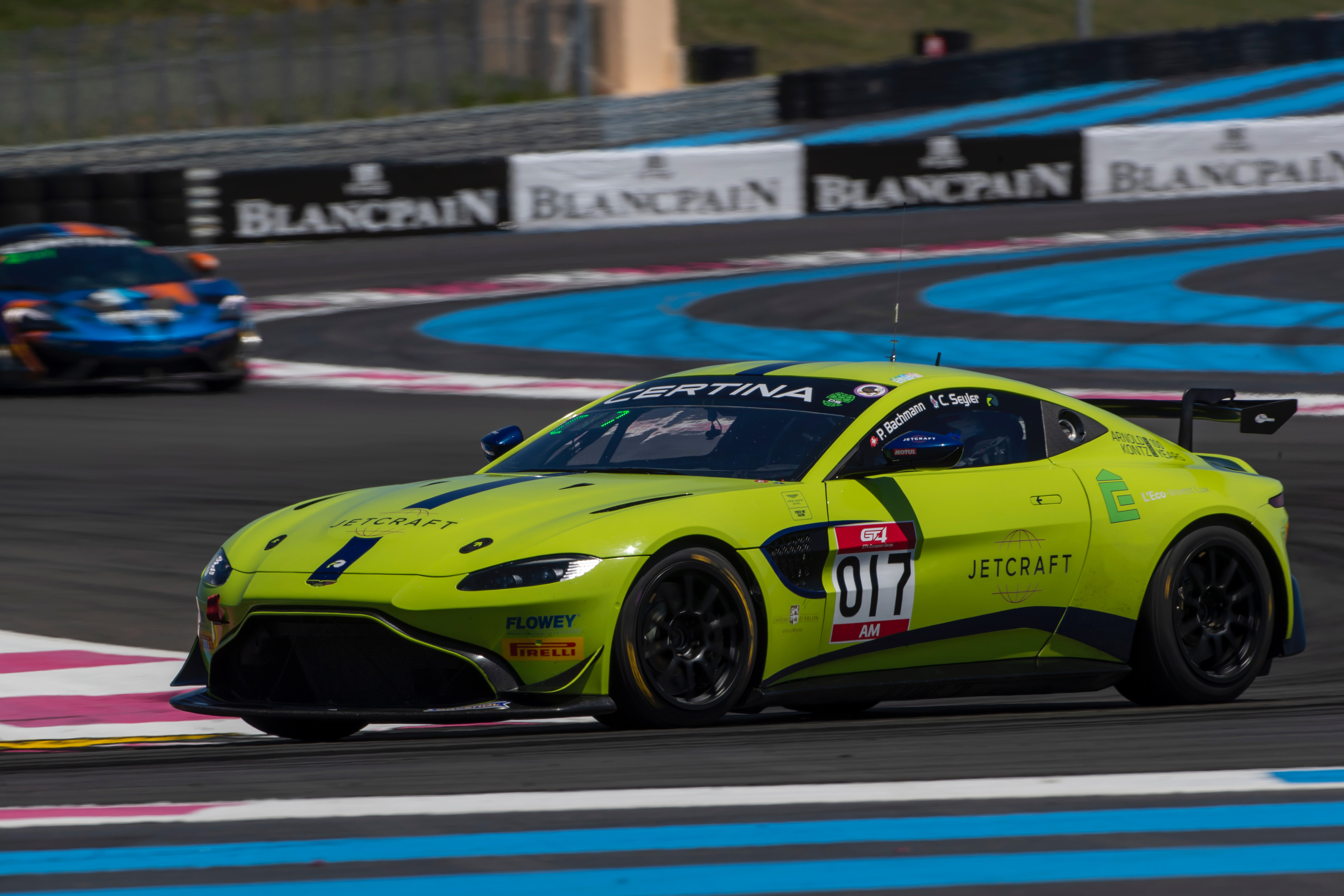 Weekend vol contrasten voor Street-Art Racing in Paul Ricard