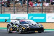 John Wartique eindigt net naast podium van de Ferrari Challenge in kader van 24 uurs van Le Mans