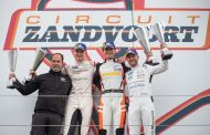 Xavier Maassen scoort opnieuw podium in Porsche Carrera Cup Benelux