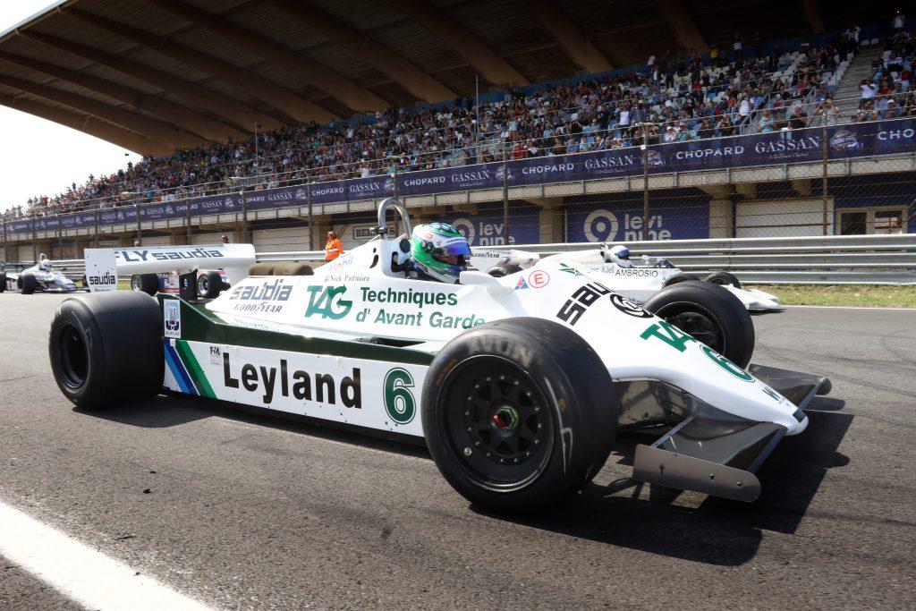 Historic Grand Prix Zandvoort terug naar gouden F1-tijden voordat er nieuwe aanbreken