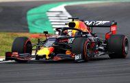 Max vijfde in Grand Prix van Groot-Brittannië: