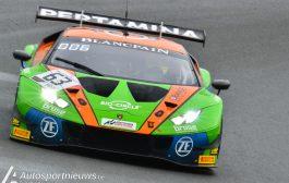 Album: Blancpain GT World Challenge Zandvoort – D. Kalksma – dag 1