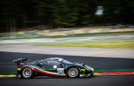 Louis Machiels, Andrea Bertolini, Niek Hommerson en Toni Vilander vroegtijdig gestopt in Total 24 Hours of Spa