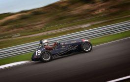 Historic Grand Prix association op volle oorlogssterkte naar de duinen