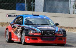 G&R Motorsport mikt op podium in Belcar 5
