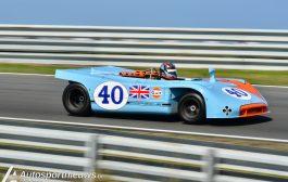 Porsche pakt uit tijdens de Historic Grand Prix in Zandvoort!