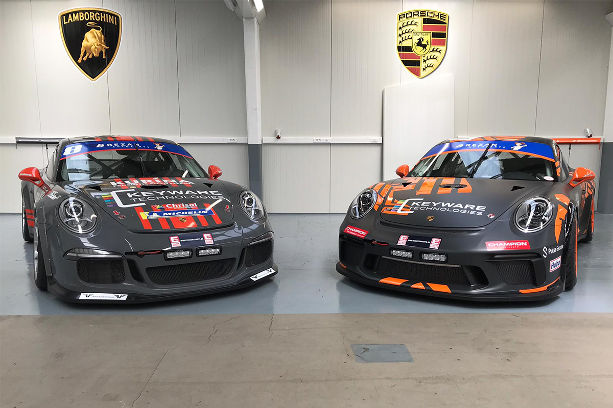 Regerend winnaar Independent Motorsports kiest voor Porsche in 24H Zolder!
