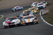 ADAC GT Masters weekend van start met volop autosport-actie op circuit Zandvoort